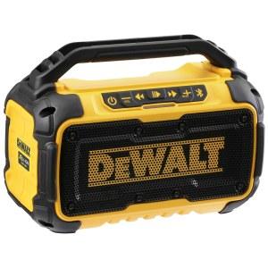 Bluetooth® garso kolonėlė DeWalt DCR011-XJ; 10,8/18/54 V (be akumuliatoriaus ir pakrovėjo)