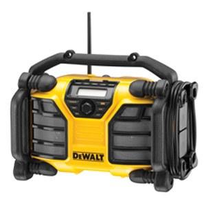 Kroviklis-radijo imtuvas DeWalt DCR017 (be akumuliatoriaus)