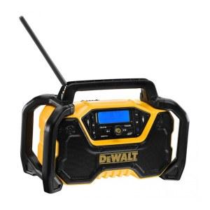 Radijo imtuvas DeWalt DCR029-QW XR; 10,8/18/54 V (be akumuliatoriaus ir pakrovėjo)