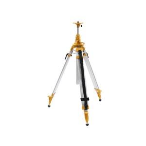 Lazerinio nivelyro trikojis stovas DeWalt DE0735-XJ; 1,15-3,0 m; 5/8''