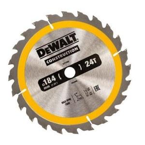 Pjovimo diskas medienai DeWalt DT1939-QZ; 184 mm; 1 vnt.