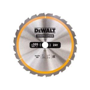 Pjovimo diskas medienai DeWalt DT1958; 305x30 mm; 24T
