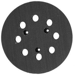 Šlifavimo padas ekscentr. šlifuokliui DeWalt; Ø125 mm; vidutiniškai kietas