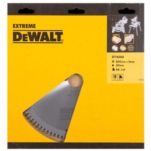 Pjovimo diskas medienai DeWalt; 250x3x30,0 mm; Z96; -5°