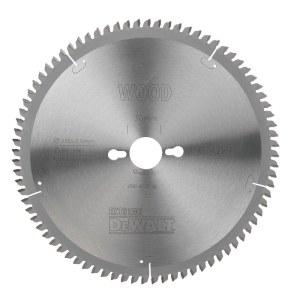 Pjovimo diskas medienai DeWalt DT4287; Ø250 mm