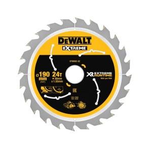Pjovimo diskas medienai DeWalt DT99562-QZ; 190 mm