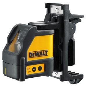 Kryžminis lazerinis nivelyras DeWalt DW088K