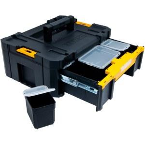 Įrankių dėžė DeWalt TSTAK III
