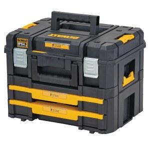 Įrankių dėžė DeWalt TSTAK Combo
