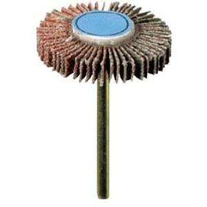 Žiedlapinis šlifavimo diskas Dremel 504; 28,6 mm; 4,8 mm; K 80; 1 vnt.