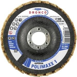 Poliravimo diskas Dronco POLIMAXX 1; 125 mm