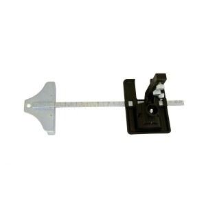 Pjovimo kreipiklis EDMA 466655; 210 mm