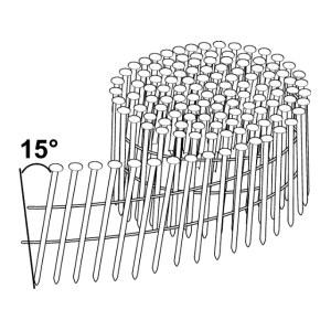 Vinys Essve; 2,8×75 mm; 15°; 3200 vnt.