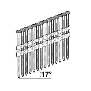 Vinys Essve; 3,1x90 mm; 17°; 1200 vnt.