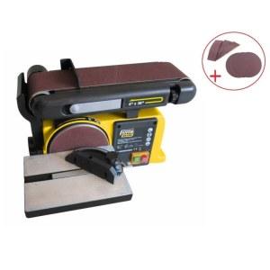 Juostinis-diskinis šlifuoklisFemi job Line BD 31-462+ priedai