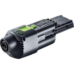 Adapteris akumuliatoriniam įrankiui prijungti prie elektros tinklo Festool Ergo; 220-240 V / 18 V