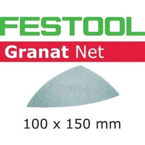Šlifavimo tinklelis Festool STF DELTA; P80; GR; 50 vnt.
