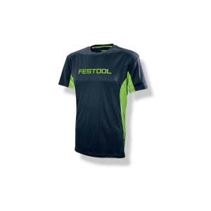 Sportiniai marškinėliai Festool 204004; L; tamsiai mėlynos spalvos