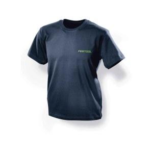 Sportiniai marškinėliai Festool 204016; M; tamsiai mėlynos spalvos
