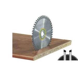 Pjovimo diskas medienai Festool; 225x2,6x30,0 mm; Z48; 10°