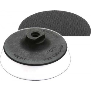 Poliravimo padas Festool PoliStick PT-STF-D150-M14; Ø125 mm