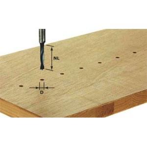Grąžtas medienai Festool HW; Ø8x53,5 mm