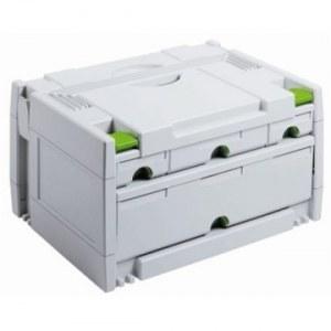 Įrankių dėžė SORTAINER Festool SYS 3-SORT/4