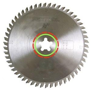 Pjovimo diskas laminatui Festool; 190x2,6xFF; Z54; 4°