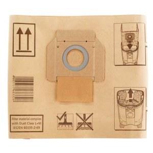 Popieriniai maišeliai dulkių siurbliui Festool FIS-SRM 45 5X