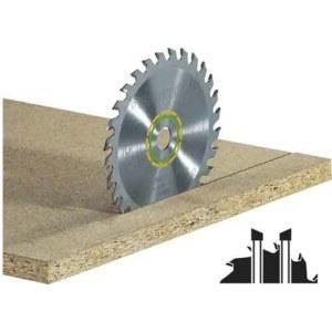 Pjovimo diskas medienai Festool; 260x2,5x30,0 mm; Z60; -5°