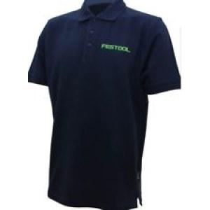 Sportiniai marškinėliai Festool 498453; M; tamsiai mėlynos spalvos