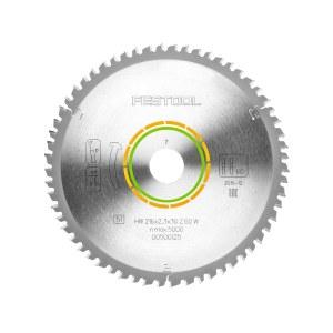 Pjovimo diskas medienai Festool 216x2,3x30 W60