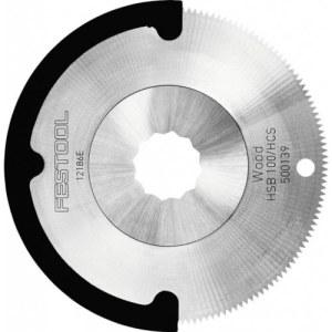 Apvalus pjūklelis Festool HSB 100/HCS; Ø100 mm; 1 vnt.