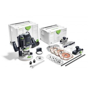 Freza Festool OF 2200 EB SET; 2200 W