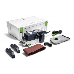 Juostinis šlifuoklis Festool BS 105 E-Plus