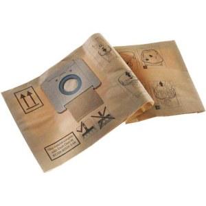 Popieriniai maišeliai dulkių siurbliui Festool FIS-CT 17/5x; 5 vnt.