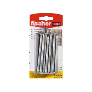 Savisriegis su kaisčiu Fischer N; 6x60 mm