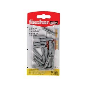 Kaištis Fischer SX; 12x60 mm