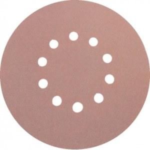 Šlif. popierius eksc. šlifuokliui Flex Select; Ø225 mm; P60; 25 vnt.