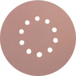 Šlif. popierius eksc. šlifuokliui Flex Select; Ø225 mm; P16; 1 vnt.