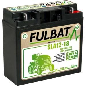 Akumuliatorius vejos traktoriams Fulbat SLA12-18; 12 V; 18 Ah su geliu