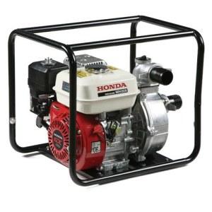 Benzininis aukšto slėgio vandens siurblys Honda WH20 + alyva