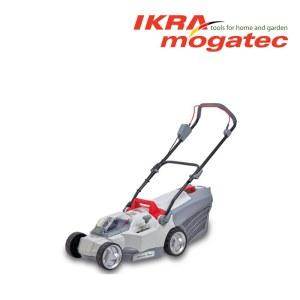 Vejapjovė Ikra Mogatec IAM 40-3725; 40 V; 1x2,5 Ah akum.