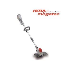 Žoliapjovė - trimeris Ikra Mogatec IAT 40-3025 LI; 40 V (be akumuliatoriaus ir pakrovėjo) (pažeista pakuotė)