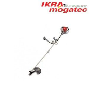 Krūmapjovė Ikra Mogatec IBF 43; 1,1 kW; benzininė