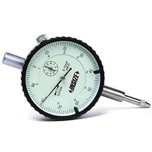 Indikatorius Insize IN2308-10FA (0-100 mm) 0,001 mm