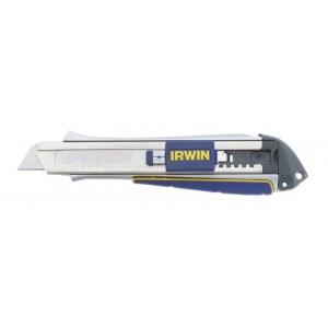 Peilis keičiamais ašmenimis Irwin; 18 mm