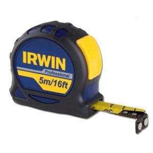Matavimo juosta Irwin professional; 5 m