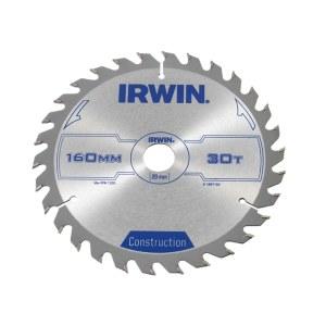 Pjovimo diskas medienai Irwin; Ø160 mm