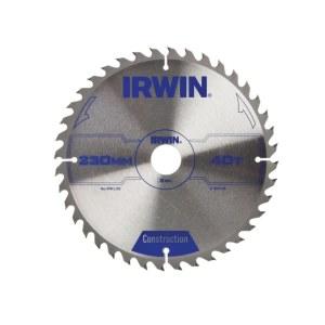 Pjovimo diskas medienai Irwin; Ø230 mm